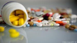الأدوية الهالكة
