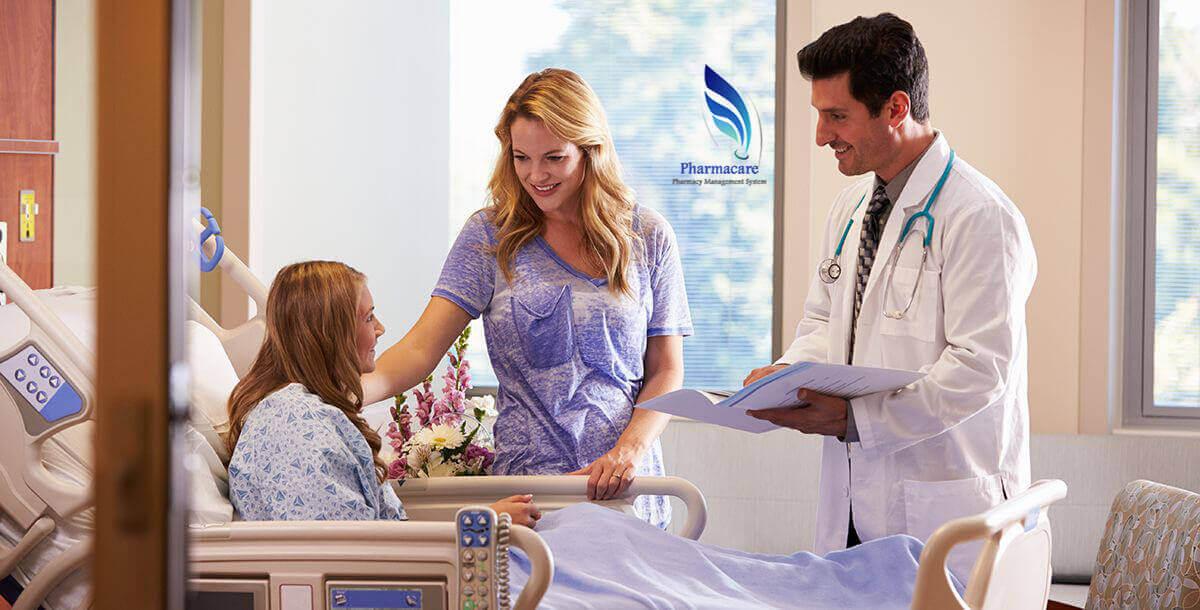 زيارة المرضى من الصيادلة